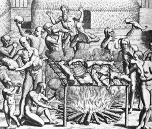 the taste of cannibalism What does a human taste like hint: not chicken author bill schutt talks turkey about the history of cannibalism over a plate of placenta italiana.